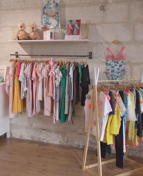 Tee Shirts et hauts à découvrir chez Biloune et Margot